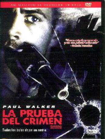 LA PRUEBA DEL CRIMEN DVDL 2MA