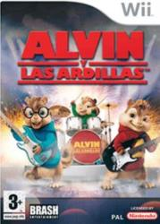 ALVIN Y LAS ARDILLAS WII