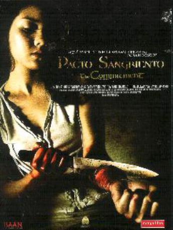 PACTO SANGRIENTO DVD