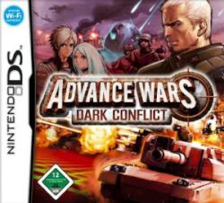 ADVANCE WARS DARK COMFLICT DS