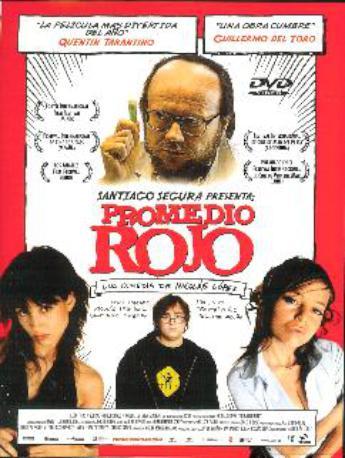 PROMEDIO ROJO DVD