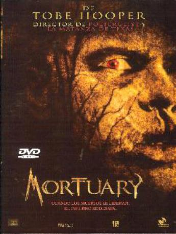 MORTUARY DVD
