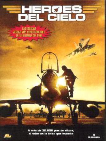 HEROES DEL CIELO DVDL 2MA