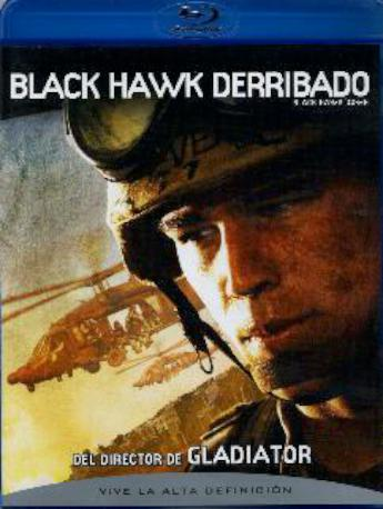 BLACK HAWK DERRIBADP BR