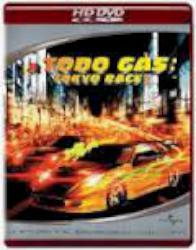 A TODO GAS TOKYO RACE HDDVD2M