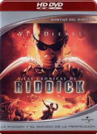 LAS CRONICAS DE RIDDICK HDDVD2