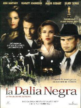 LA DALIA NEGRA DVDL