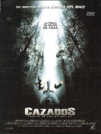 CAZADOS DVDL