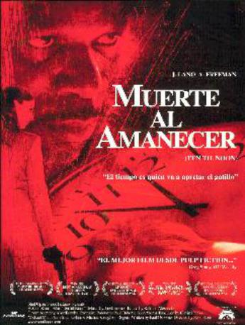 MUERTE AL AMANECER DVD