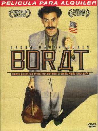 BORAT DVDL