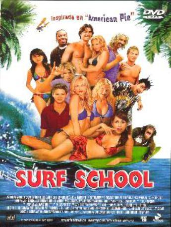SURF SCHOOL DVD