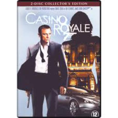 CASINO ROYALE ED2 DVD